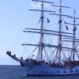 Väga ebasoodsate tuuleolude tõttu ei sildunud The Tall Ships Races regati raames Saaremaale saabunud suured purjelaevad süvasadamas, vaid tulevad Roomassaarde ning mõni väiksem ka Kuressaare jahisadamasse. Saaremaale saabus regati raames […]