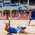 Saaremaa rannavõrkpallurid Keith Pupart ja Siim Põlluäär võtsid kohe esimeses mängus hinnatava skalbi. Cayman I meeskond alistati 2 : 0. Võit on seda hinnatavam, et 2007 aastal Rhodosel, kus viimati […]