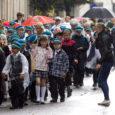 Pühapäeval Kuressaare südalinna kogunenud rahvahulka kastnud paduvihm ei takistanud 14. koolirahu väljakuulutamist. Taevaluugid avanesid keskpäeva paiku – just rongkäigu ajaks, mil tarkusepäeva kangelased, õpilased ja õpetajad koolide juurest südalinna jõudma […]