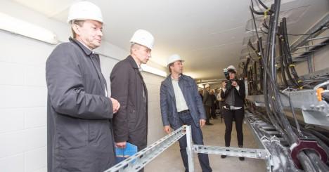 Sikassaares avati uus moodne alajaam