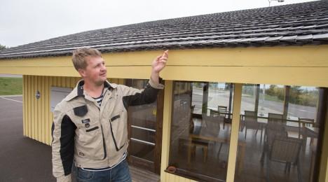 Vanakubja sindlid ja kimmid ehivad ka mandri katuseid