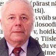 """Loodan, et minu arvamuslugu """"Jätkem jätk(ut)amine!"""" (SH, 13.09) aitas veidikenegi kaasa, ärgitamaks üldist huvi eesti keele vastu. Ainult huvi pinnalt võrsub tahe kasutada emakeelt paremini ja teadlikumalt. Lugesin huviga arvamusavaldusi […]"""