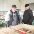 Eesti edukate puidutööstusettevõtete edetabeli esimesse poolde kuuluv aia- ja suvemajade tootja Sandla Puit on eksportijana nõnda kena hoo sisse saanud, et ka alanud aasta osas ollakse optimistlikud. Läinud aasta lõpul […]