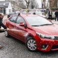"""Kuressaare ametikooli autokooli autopark uuenes punase Toyota Corolla võrra. Mõne päeva eest kanti uuele punasele iludusele ametikooli kirjad kere peale ning korraldati sellele """"šampusedušis"""" ristsed. Ametikooli teabejuhi Taavi Tuisu sõnutsi […]"""