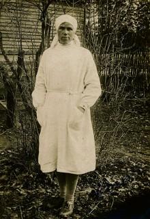 VENEMAAL: Minu ema Amalia Uimalainen (maetud Saaremaale Saia surnuaeda). Foto: erakogu