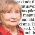 """27. mai Saarte Hääles Maret Panga tõstatatud teema (""""Missugust hooldekodu me eakana vajame?"""") koos Madis Kallase kommentaariga tekitas minus tahtmise ka oma arvamus välja öelda. Töötasin Kuressaare linnavalitsuses alates Kuressaare […]"""