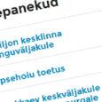 30 000 euro jagamine Kuressaare linna eelarvest kodanike ettepanekute alusel on juba kogunud ideid linnaparki WC rajamisest kuni metsaistutamiseni staadioni ümbrusse. Kaasava eelarve veebilehele oli eilseks kogunenud kaheksa ideed, mõtteid […]