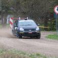 Täna avati Saaremaal Kaugatomal Eesti rallisprindi meistrivõistluste sari.