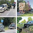 Neljapäeva pärastlõunast reede pärastlõunani tabas Saaremaad liiklusavariide laine. Kokku juhtus neid ööpäeva jooksul tavapäratult palju – neli. Esimene ja neljast õnnelikum avarii juhtus neljapäeval pärast kella viite õhtupoolikul. Siis oli […]