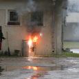"""Pühapäeval kell 19.20 teatati häirekeskusele, et Orissaares Kuivastu maanteel tõuseb elektrikilbist suitsu. """"Esimesena reageerisid sündmusele Kõrkvere vabatahtlikud päästjad ning nende saabudes selgus, et hoonevälises elektrikapis põlesid juhtmed,"""" ütles Lääne päästekeskuse […]"""