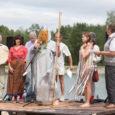 Täna kogunes Kaarmise järve äärde hulk rahvast, et avada uuenduskuuri läbinud järv. Pikemalt saab lugeda teisipäevasest Saarte Häälest (15.07)
