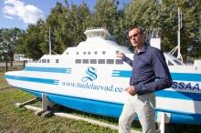 OSALEVAD KINDLASTI: Väinamere Liinide juht Urmas Treiel ütles, et viimastel aastatel on nad palju ära teinud reisijateveo kvaliteedi tõstmisel. Et seda tööd jätkata, kavatseb firma praamiühenduse riigihankel kindlasti osaleda. Foto: Sander Ilvest