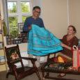 Kuressaare kesklinnas Lossi tn 10 avatud uue omanäolise poe Indivaras (eesti keeles – Sinine Lootos) omanikud saarlanna Reena Väli ja indialane Bharath Chari pakuvad Indias looduslikest materjalidest käsitööna valmistatud kirevaid […]