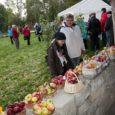 Laupäeval koguneti Kõljalas taaskord külaplatsile, et maha pidada tänavune õunalaat ja õunapäev. Rahvast jagus laadale ohtralt ning õuntestki ei paistnud puudust olevat! Fotod: Irina Mägi