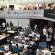 Tallinnas TTÜ spordihoones peeti laupäeval ja pühapäeval robootikavõistlust Robotex 2014. Võistluse lõpus kuulutati aktiivseimaks kooliks Kuressaare gümnaasium. Kuressaare gümnaasiumi robootikaklubi juhendaja Olle Arak ütles, et Tallinnas käis neliteist õpilast Kuressaare […]