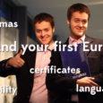 """Oma videoga """"Elu tähtsad paberid"""" Europassi-teemalise filmikonkursi võitnud Kuressaare ametikooli disainiõpilased valivad oma preemiareisi sihtkohta. Üle-euroopalisel konkursil žürii otsuse ja Facebooki kasutajate hääletuse tulemusena võidu saanud disainiõpilased saavad preemiaks 2500-eurose […]"""