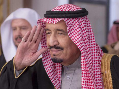 PETLIK VÄLIMUS? Ajakirjanduses ilmunud teadete kohaselt olevat nädal tagasi Saudi Araabia troonile tõusnud kuningas Salmān bin Abdul-Aziz Al Saud väga põdur mees. Seega pole välistatud, et peagi ootab riiki ees kas kaksikvõim või isegi uus võimuvahetus. Foto: Businessinsider.com