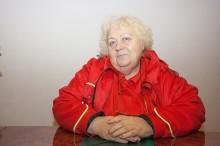 45 AASTAT MEDITSIINIS: Orissaare kiirabitöötaja Ingrid Holm. Foto: Tõnu Veldre