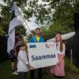 Jersey saarel avati nädal aega kestvad XVI Saarte mängud, kus osaleb ka Saaremaa koondis. Fotod Raul Vinni