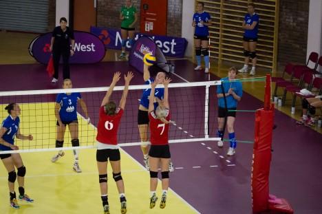 VEDUR: Nette Peit vedas naiskonna võidule. Foto Raul Vinni