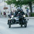 Saaremaal toimub sel nädalalõpul juba 14. Mototoober. Mootorrattaid kogunes seega saarele ca 500 kaheksast eri riigist. Fotod: Irina Mägi