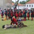Kuressaare lossipäevade raames taaslavastati 1710. aastal toimunud lahingut, kus rootslaste käesolevat kindlust üritasid vallutada vene väed. Fotod: Tõnu Veldre
