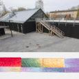 """Väikelaevaehituse kompetentsikeskuse kunstihanke võitis Merike Estna kavand """"Pikk laud"""", mis koosneb 15 ilmastikukindla akrüülmaalinguga kaetud betoonmoodulist. Töö kontseptsioon näeb ette, et kui aja jooksul tekib maalingule kerge kulumine või kui […]"""