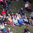 Laupäeva õhtul toimus Kaali järve ääres järjekordne Kaali järvekontsert, kus sedakorda astus üles armastatud lauljanna Anne Veski. Fotod: Irina Mägi