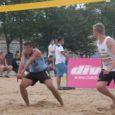 Tänavu mitmete tippmängijateta toimunud meeste rannavõrkpalli maakonna meistrivõistlused võitsid esimest korda koos mänginud Rain Annuste ja Cris-Karlis Lepp. Naistest võitsid õed Nette ja Eliisa Peit. Kuue paariga turniiri meeste esimeses […]