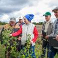 Esmaspäeval oli Saaremaal esmakordselt külas üleriigiline puuvilja- ja marjakultuuride sordiehtsuse kontroll, kes külastas nelja puuviljakasvatajat. Sordiehtsuse kontrolli läbiviija, aiandusagronoom Väino Eskla ütles, et komisjon käis Pöide vallas Enno Välisoni Jaani-Enno […]