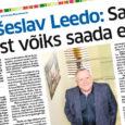 """Pressinõukogu arutas OÜ Saaremaa Raadio kaebust Saarte Hääles 23. mail 2015 ilmunud artikli """"Vjatšeslav Leedo: Saksa turust võiks saada edulugu"""" peale ja otsustas, et leht ei ole rikkunud head ajakirjandustava. […]"""