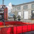 Kuressaares põles laupäeval Kadaka tänav 26 asuv pesumaja. Hoone ise jäi küll püsti, kuid pesumaja sisustus langes tuleroaks.  Lääne päästekeskuse kommunikatsioonijuht Kristi Kais vahendas Saarte Häälele, et häirekeskus sai […]