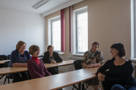 KOGENUD NÕUSTAJAD: (Vasakult) Kati Näälik, Lea Toompuu, Mai Vaher, Epp Petrov, Gerle Aljas on põllumeeste käsutuses ka järgmised 6 aastat. RAUL VINNI