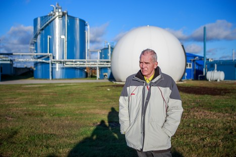 EI NURISE: Vee-ettevõtja seisukohalt on energiatootmine Aivar Sõrme sõnul läinud vaatamata kõigele asja ette. TAMBET ALLIK
