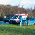 Laupäeva hommikul pärast kella 9 sõitis Peugeot 206 juht Võhma poolt tulles Kellamäe ringil teelt välja.Kiirabitöötajad kontrollisid juhi seisundi kohapeal üle. Fotod: Irina Mägi