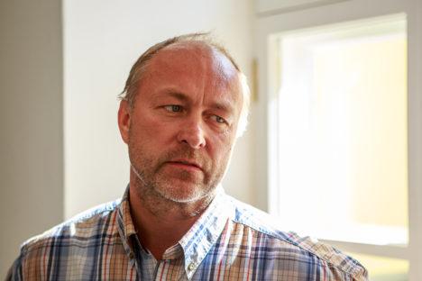 MITTE MINGIL JUHUL: Raul Maripuu hinnangul moonutab kriisiabi ebaühtlane jagamine kohalikku sealihaturgu. TAMBET ALLIK