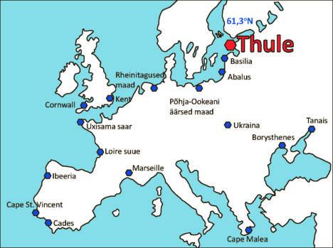 Thule_kaart