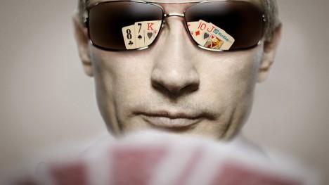 JÄRELEVALVE ALL: Briti ajakirjanduse väitel tunnevad USA eriteenistused suurt huvi Vladimir Putini tegevuse vastu 1990. aastatel, mil ta töötas Peterburi linnavalitsuses. Väidetavalt oli ta toona seotud mitmete korruptsiooniskeemidega.  PINTEREST.COM