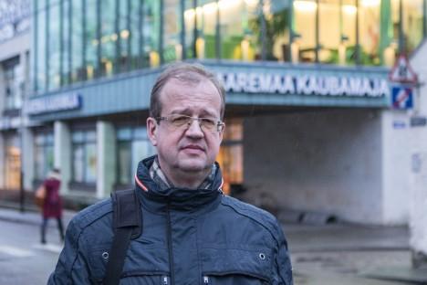PAREMINI PILDILE: Rein Sepp ütleb, et üks Coop Saaremaa tänavustest investeerimisfookustest on Kuressaare kesklinn. RAUL VINNI