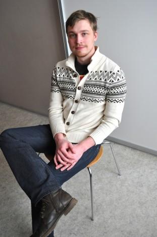 Joosep Aru: Saaremaa kultuurielus on veel piisavalt ruumi uute ürituste jaoks. MERIKE LIPU