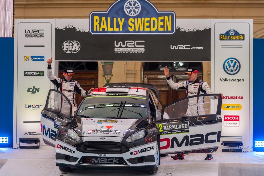 Ott Tänak ja Raigo Mõldersaid autoralli MM-sarja teisel etapilviienda koha. Rootsi MM-ralli võitisSebastien Ogier, kellele järgnesHayden Paddon, vahendas Postimees. Viimasekiiruskatse järel oli uusmeremaalase seis veel lahtine, sest auto radiaator läks […]