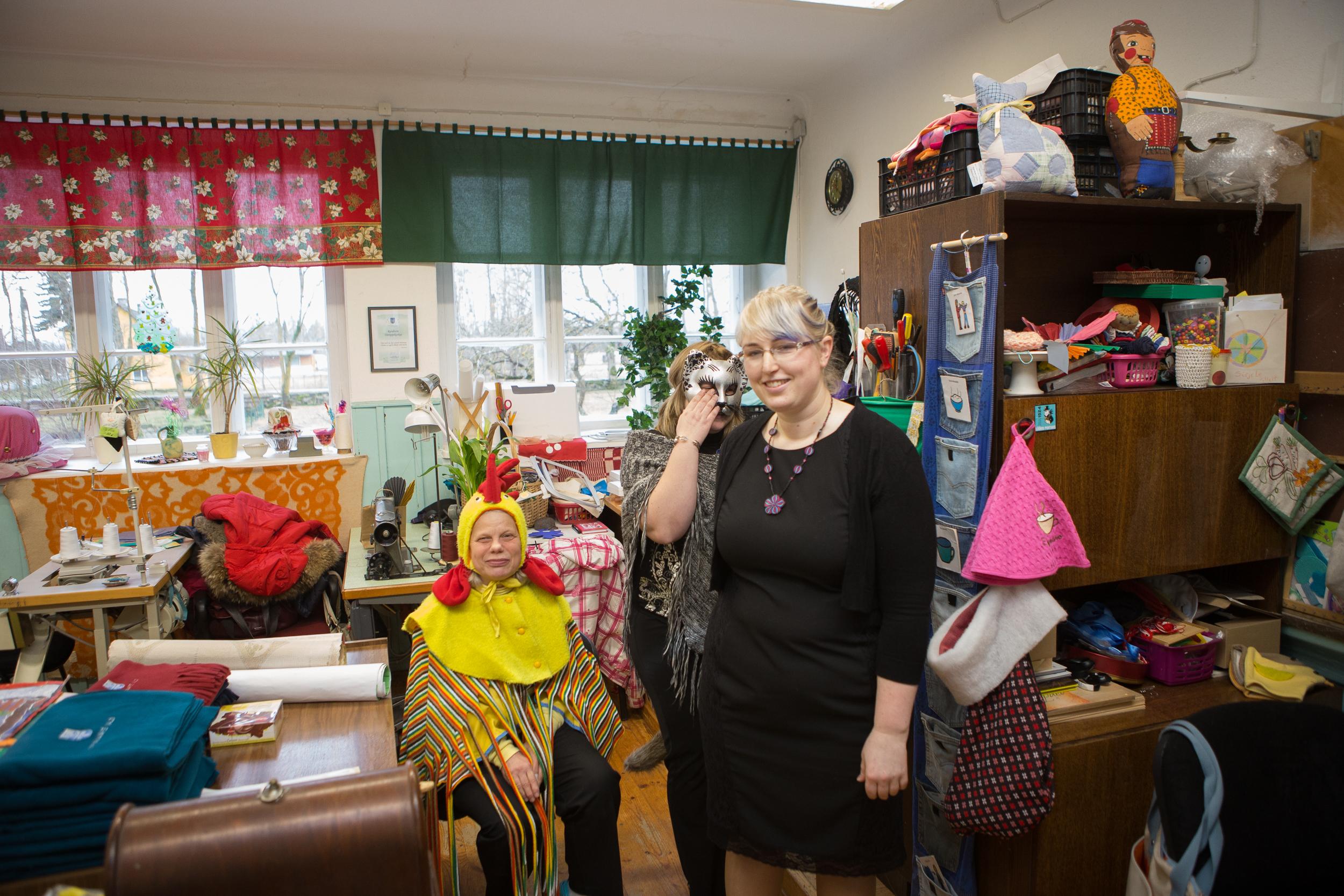 MTÜ Randvere Tööõppekeskus juhatuse liige Marina Skljarenko kinnitab, et keskuse plaanid Pähkla endise hooldekodu hoonega ei puuduta vange ega asotsiaale, vaid vaimupuudega inimeste kogukonnas elamise teenust. Õppekeskuse plaanid on teinud […]