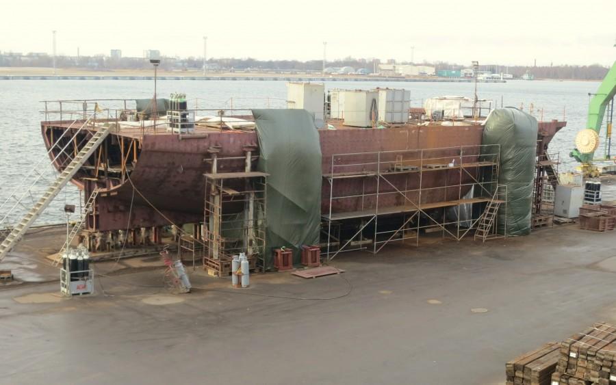 Riias sai eile kiilu Triigi ja Sõru liinil sõitma hakkav parvlaev Soela. Enam kui 9 miljonit eurot maksev laev peaks valmima järgmise aasta aprillis. Riias kinnitasid Saare maavanem Kaido Kaasik, […]