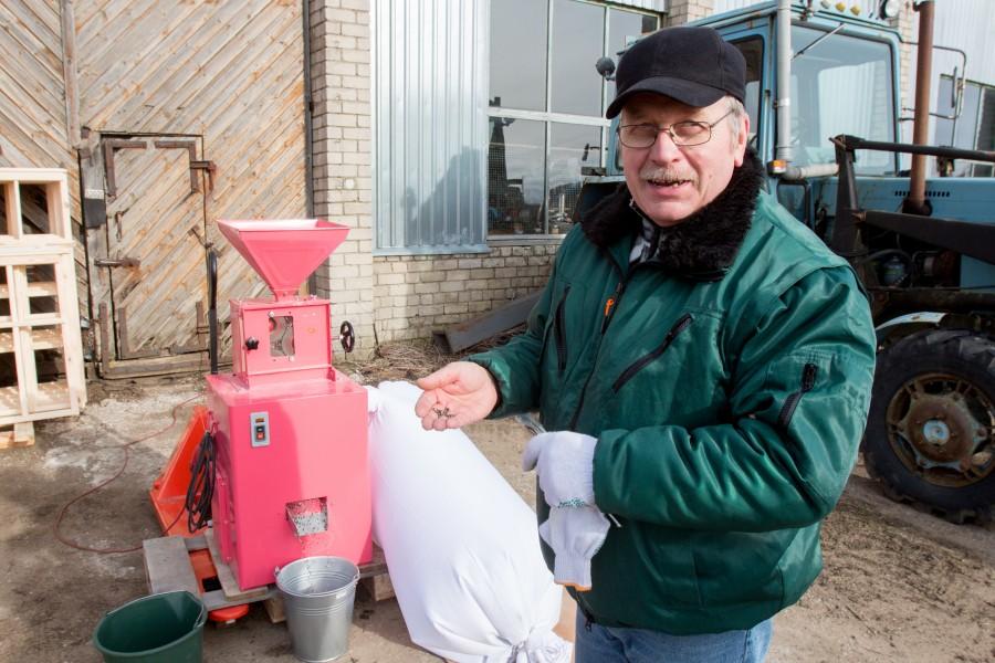 Läinud kümnendil bussijuhiameti kõrvalt viljakasvatajaks hakanud Aivar Lember on võtnud kasvatada järjest uusi kultuure ning valmistub turule tulema terve tootesarjaga. Proovipartiidena müügilettidel vilksatanud Karmeli tootesarja tatratoodete ja tudraõli kõrvale lisandub […]