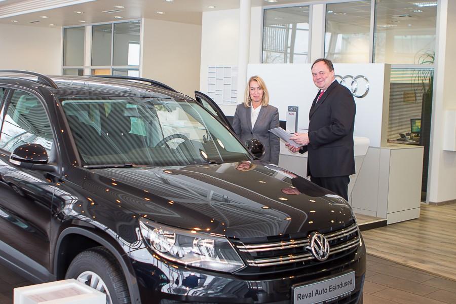 Reval Auto Esindused OÜ Kuressaare keskusest saab kätte ka vähepruugitud Volkswageni, Nissani ja Škoda võtmed. Reval Auto Esindused OÜ-le kuuluv Kuressaare keskus on Audi teeninduspartner ja Audi Approved :plus edasimüüja. […]