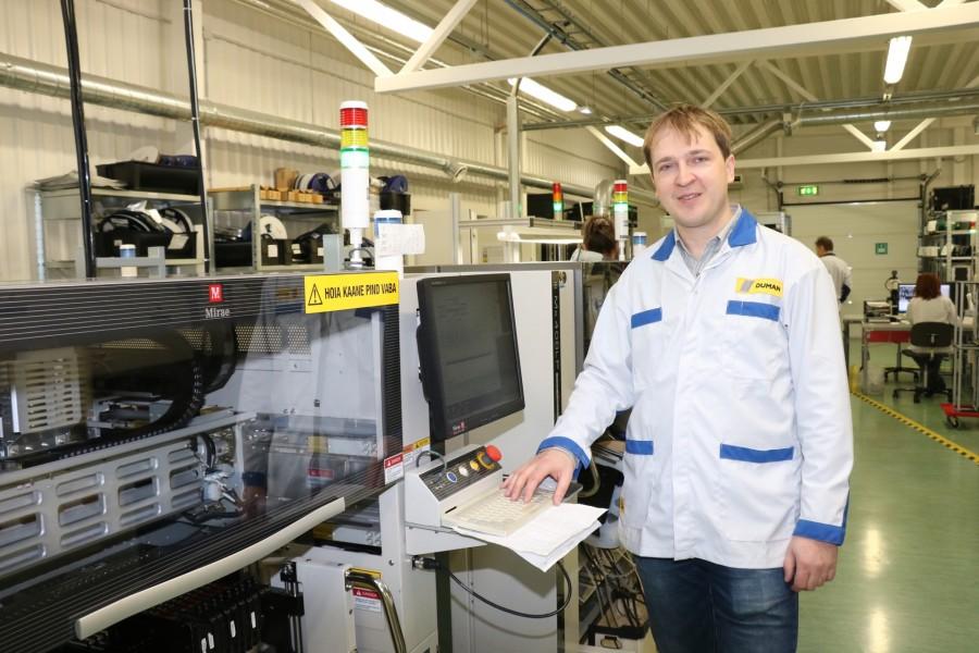 Mõned nädalad tagasi võis ajalehest Sakala lugeda, kuidas ettevõtte Decto targad sensorid pürivad Eesti Nokiaks. Tuleb aga välja, et sel võimalikul tulevasel Nokial on suur seos Saaremaaga. Decto on Eesti […]