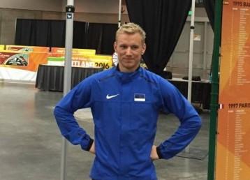 Marek Niit (pildil) ei pääsenud USA-s Portlandis toimuval sisekergejõustiku MM-il eeljooksust edasi, vahendab ERR. Eestlane lõpetas ajaga 47,39, mis andis talle tema jooksus kuue osaleja seas neljanda koha. Edasi jõudsid […]