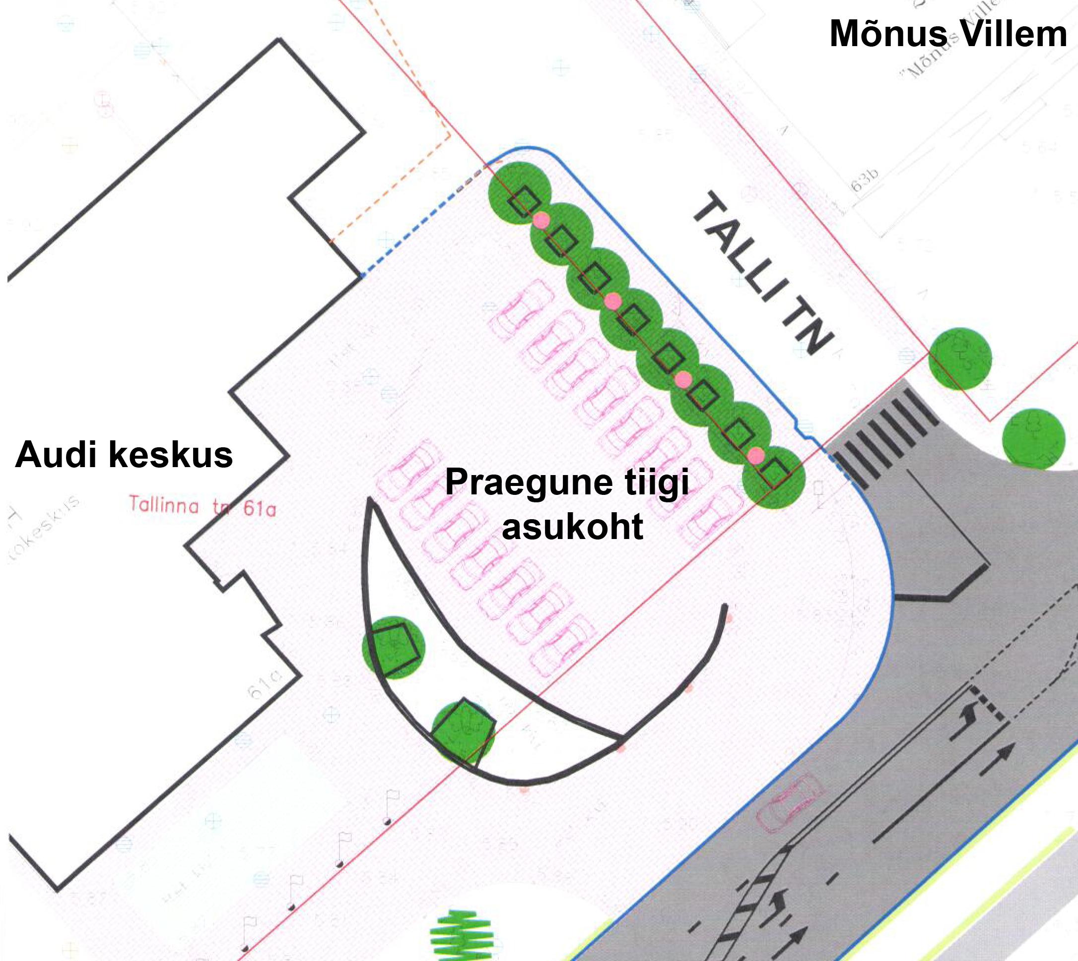Paar nädalat tagasi keeldus Kuressaare linnavalitsus ettevõttele OÜ Reval Auto Esindused projekteerimistingimusi väljastamast, kuna plaanitava parkla asukohas olev veesilm on avaliku huvi objekt. Arutelud seoses parkla rajamise sooviga pole siiski […]