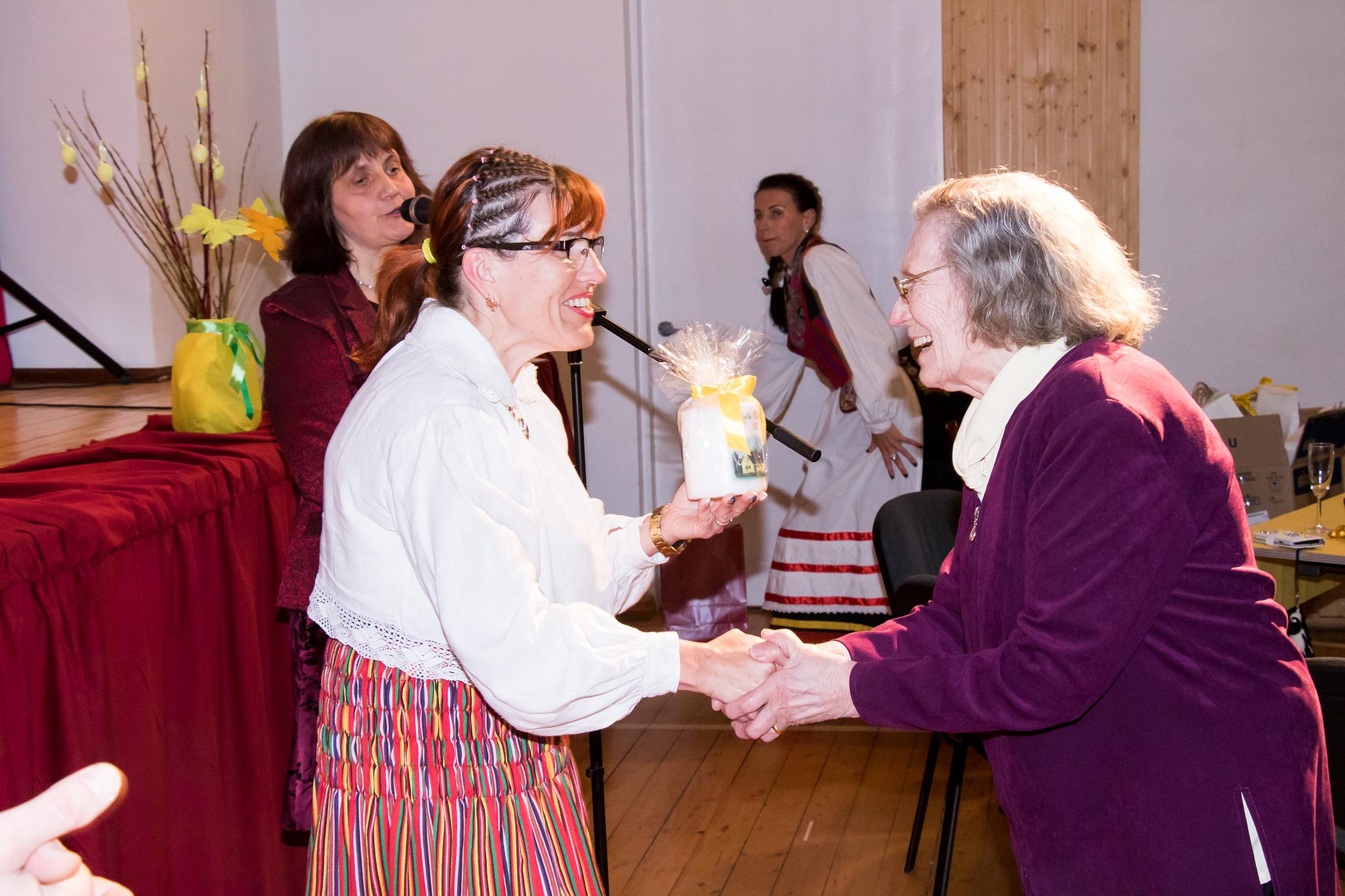 Karala külaelu arendamise selts pidas laupäeval Lümanda Kultuurimajas 20. sünnipäeva. Fotod: Irina Mägi
