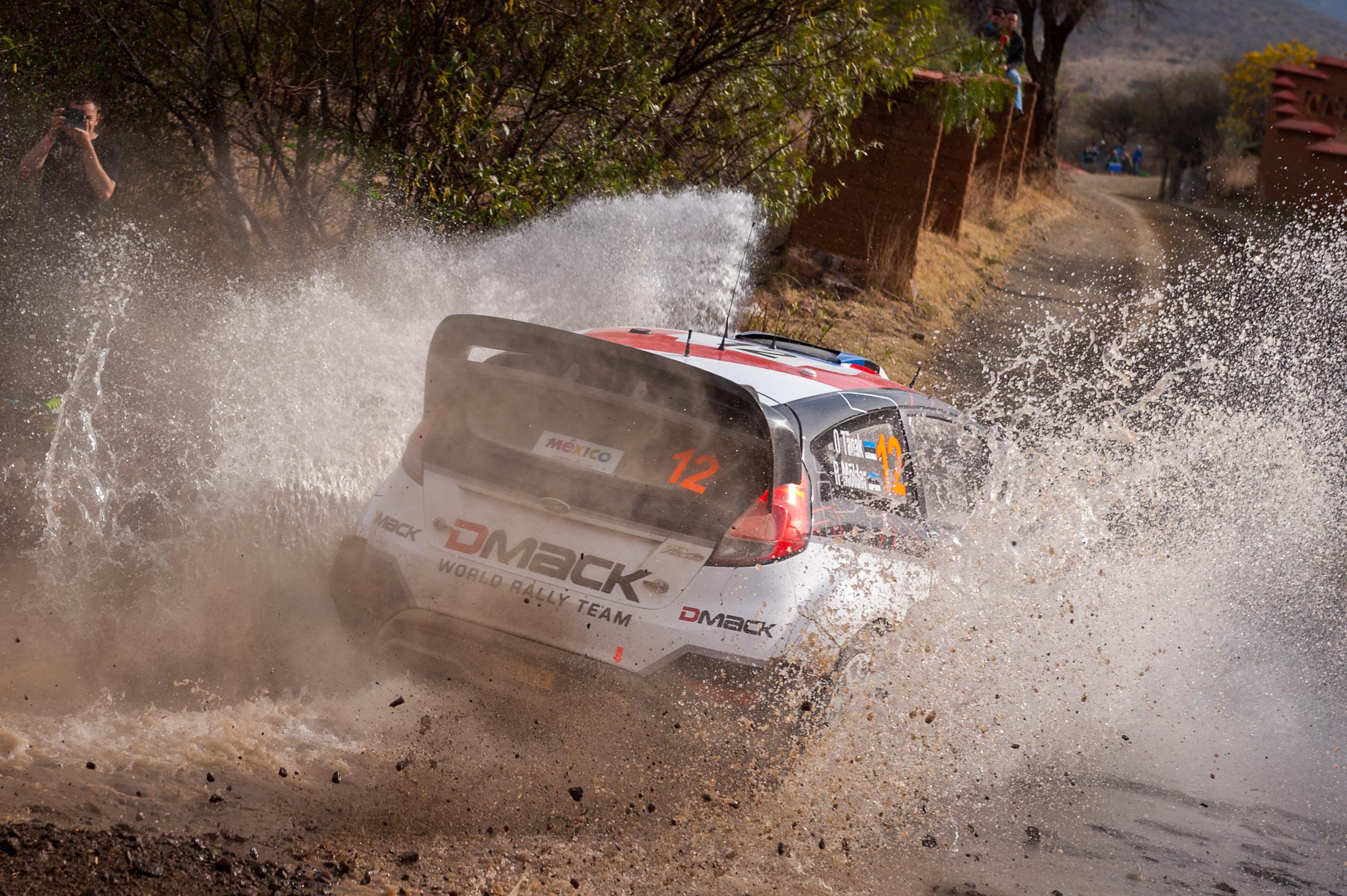 Autoralli MM-sarja etapil Mehhikos on Ford Fiesta WRC-ga kihutavad Ott Tänak ja Raigo Mõlder seitsmendal kohal. Soomlase Jari-Matti Latvala edu üldliidri Sebastien Ogieri ees on 32,1 sekundit. Daniel Sordo kaotab […]